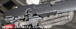 UTStarcom F1000 drill a hole