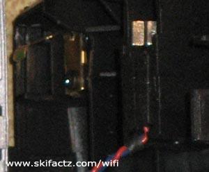 Utstarcom F1000G vibrator